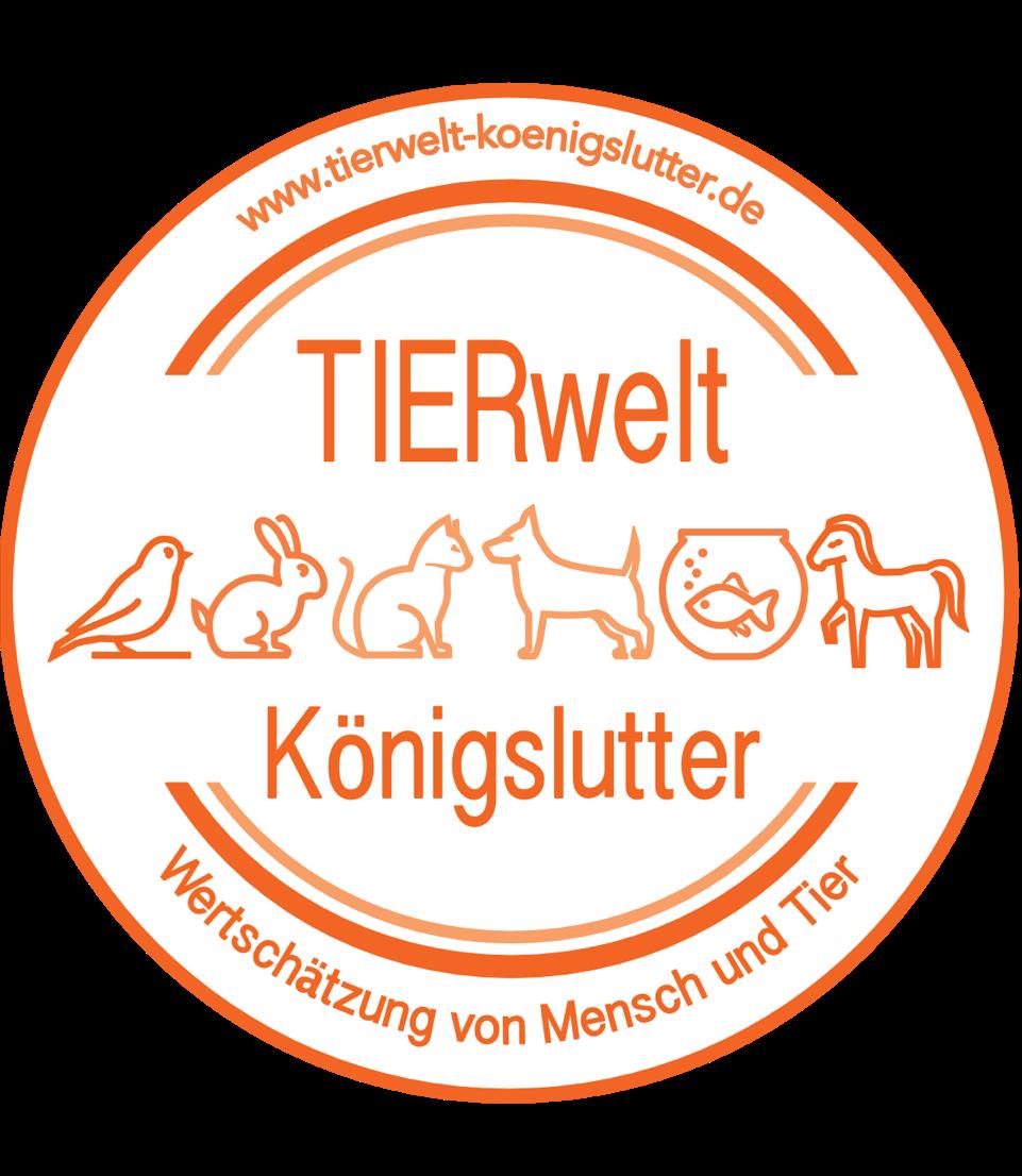 Logo mit Internet im Kreis
