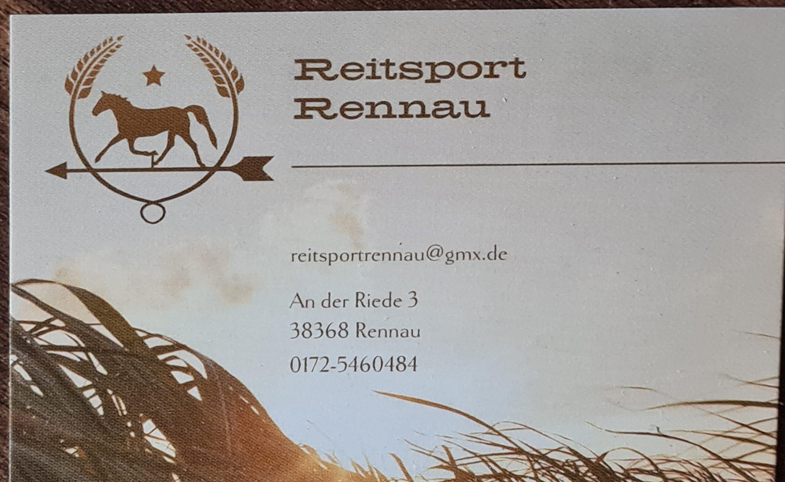 Reitsport Rennau